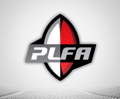 American football team - logos for PLFA on Behance