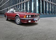 Bmw 635 Csi, Bmw E24, Bmw 6 Series, Bmw Classic, E30, Old School, Vehicles, Wheels, Toys