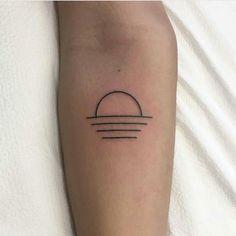 Tattoo nascer do sol