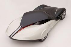 Auto deportivo: Classic Futurism Pegaso Concept    Para ver la galería completa visite:  http://autos.terra.com/fotos/classic_futurism_pegaso_concept/409759/    Fotos: CLASSIC Futurism