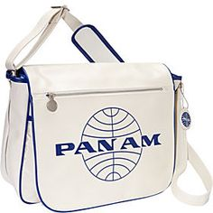 Pan Am Bags and Luggage - Retro Pan Am Gear - eBags.com