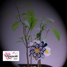 Kanzashi - Simple is beautiful Oriental, Bows, Headbands, Nice, Simple, Instagram Posts, Beautiful, Hooks, Girls