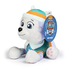 8b04c413ae0 Paw Patrol Plush Pup Pals Everest Soft Stuff Animal Dog Toy Gifts for Babies