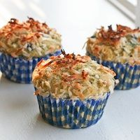 Muffin Monday: Oatmeal Muffins with Berries and Walnuts   Baker Street