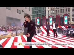 ∞ One Direction [1D] → THE TODAY SHOW (LIVE) 3:34 ▶ One Direction - Kiss You - November 13, 2012 (HD) > YouTube