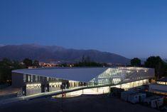 Galería de Aularios Campus Juan Gomez Millas Universidad de Chile / Marsino Arquitectura - 12