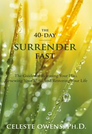 The 40-Day Surrender Fast | http://paperloveanddreams.com/book/461516417/the-40-day-surrender-fast | Forty days and a surrendered heart will change your life. Skeptical? So was I. But in an act of radical obedience I gave God 40 days and He did what I hadn't been able to do in 20 years. Let Him do the same for you. Join me on the journey of a lifetime and watch God move in just 40 days.