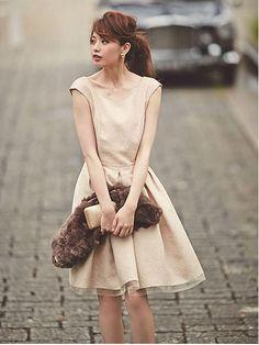 結婚式お呼ばれファッション♡コーデ集♡の10枚目の写真