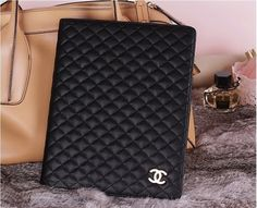 FAST 'N FREE iPad Mini Luxury Black Quilted Gold by LuxuriestCase, $34.99