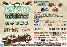 Event Parjo Pasar Jongkok Otomotif 2016 - LAPAK MOBIL DAN MOTOR BEKAS