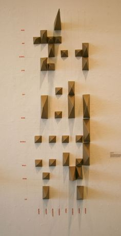 Projections by Arielle Winchester, via Behance