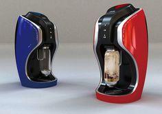家庭饮料机设计