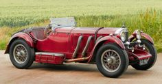 The 10 Most Expensive Mercedes-Benzes: George Milligen's 1929 38/250 SSK -