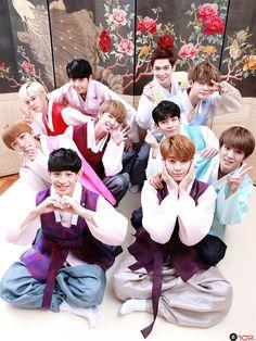 [STARCAST] 160914 Chuseok Greetings - #업텐션 UP10TION #Jinhoo | #Kuhn #Kogyeol | #Wei | #Bitto | #Wooshin | #Sunyoul | #Gyujin | #Hwanhee | #Xiao