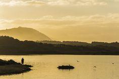 Mountain, Sunset, Mountain, Valdoviño, Galicia #mountain, #sunset, #mountain, #valdoviño, #galicia