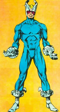 Torpedo (Marvel Comics) - Dire Wraiths instigated the creation of the battlesuit with the intent to use it against Rom the Spaceknight. http://marvel.wikia.com/wiki/Brock_Jones_(Earth-616)