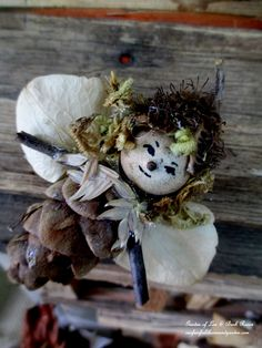 DIY Tutorial ~ Making Fairies for Free! http://ourfairfieldhomeandgarden.com/diy-project-fairies-for-free/