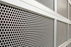 Locker Group - Perforated Metal, stainless stel, aluminium, stock sheets, balustrade, facade Australia & New Zealand