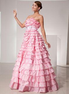 Totally looks like Kaylee's dress  Prom Dresses - $182.99 - Ball-Gown Strapless Floor-Length Taffeta Prom Dress With Sash Bow(s) (018014476) http://jjshouse.com/Ball-Gown-Strapless-Floor-Length-Taffeta-Prom-Dress-With-Sash-Bow-S-018014476-g14476?ves=vnlx6&ver=0wdkv5eh