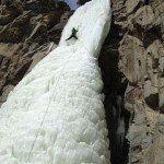 10. Cody Ice Climbing Festival
