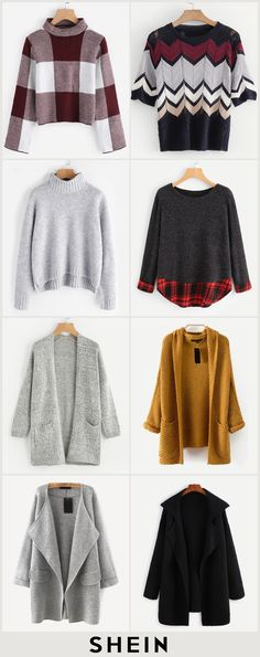 Chic Sweaters