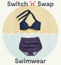Have it your 'wave' with our new mix & match swim separates & create 'sun-sational' looks that suit your unique style. Newsletter Layout, Newsletter Design, Email Marketing Design, E-mail Marketing, Web Design, Layout Design, Sale Gif, Anim Gif, Gif Fashion