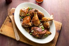 Serve this with Suzanne Goin's Soubise. Chicken With Vinegar - NYT Cooking