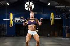 The 19 Best Female CrossFit Stars to Follow on Instagram | SELF These 19 female CrossFitters on Instagram are some of the Fittest Women on Earth, literally. Watch them at the 2017 CrossFit Games and on the 'gram, too. #crossfit
