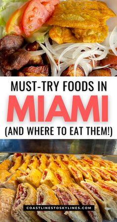 If you're looking for the best food in Miami for your South Beach vacation? Here's a list of the must-try dishes and the best restaurants in Miami to find them. We'll cover what to eat and drink in Miami, top Miami restaurants, and places to eat in Miami and Miami Beach.Here are the must-try foods and the best Miami restaurants for any Miami vacation itinerary. #Miami #MiamiRestaurants #FoodinMiami Florida Food, Florida Vacation, Florida Travel, South Florida, Amazing Food Photography, Miami Restaurants, Drinking Around The World, Delicious Restaurant, International Recipes
