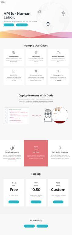 Scale - API For Human Labor