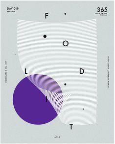 阿尔巴尼亚设计师一天一个图形海报部分作品----ifavart.com