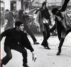 Paris, 1968.