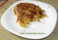 Hungarian Recipes, Hungarian Food, Cabbage, Food And Drink, Chicken, Meat, Vegetables, Cooking, Kitchen