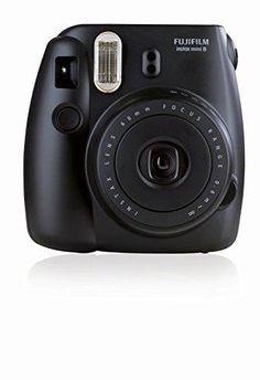 Oferta: 62.40€ Dto: -19%. Comprar Ofertas de Fujifilm Instax Mini 8 - Cámara analógica instantánea (flash, velocidad de obturación fija de 1/60 s), color negro barato. ¡Mira las ofertas!