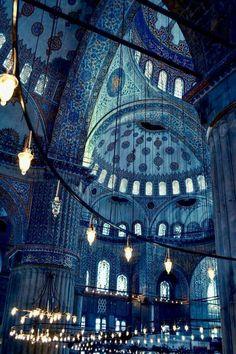 Sultan Mehmed ( Hagia Sofia ) Mosque,Turkey.