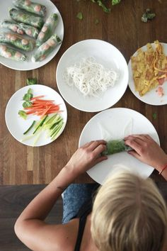 Vietnamilainen ruoka - Vilma.P   Lily.fi