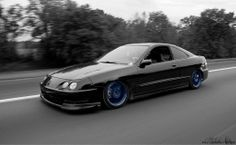 black acura integra jdm. acura integra type r third generation black jdm