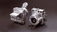 The Jaeger-LeCoultre Compass Camera, An Ultra-Compact 35mm Camera From The 1930s