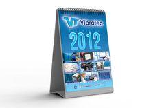 Vibratec calendario 2012