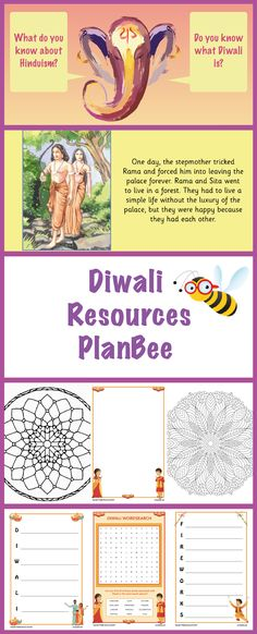 Diwali festival primary resources and lesson plans with facts and stories about the meaning of Diwali, as well as fun Diwali 2019 celebration ideas. Birth Celebration, Diwali Celebration, Diwali Greeting Cards, Diwali Greetings, Information About Diwali, Meaning Of Diwali, Diwali Story, Diwali Lantern, Diwali Activities