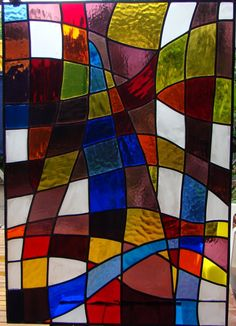 Stained Glass Lamps, Stained Glass Designs, Stained Glass Projects, Stained Glass Patterns, Stained Glass Windows, Mosaic Glass, Fused Glass, Monogram Painting, Mosaic Stepping Stones