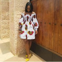 10 Stylish African Print Exaggerated Sleeve Styles You Should Absolutely Plagiarize – FashionGHANA.com: 100% African Fashion