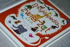 Maluszkowe inspiracje: Encyklopedia zwierząt