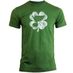 buy online 04eed 94747 Old Time Hockey Chicago Blackhawks St. Patrick s Day Dempsey T-Shirt - Kelly  Green