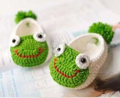¡El estilo lo creas Tú! Encuentra Zapatos Para Bebe Tejidos En Crochet -  Zapatos para Bebés en Mercado Libre Colombia. Descubre la mejor forma de  comprar ... 9fa7946502c