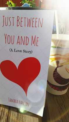 Summer reading is here! Just Between You and Me now available at Amazon.com and Amazon.ca!