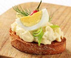 Mayonnaise sans huile / WW