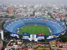 MEXICO CITY   AZUL STADIUM   home CRUZ AZUL FC