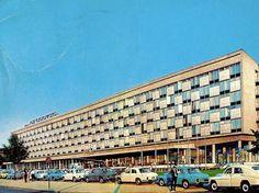 Hotel Cracovia. Kraków, 1972 rok.