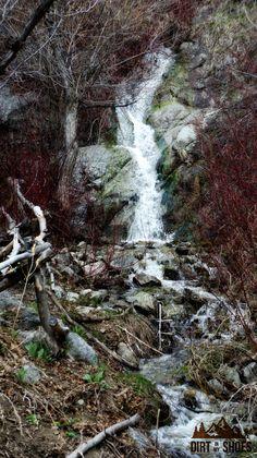 Ghost Falls || Utah || Dirt In My Shoes